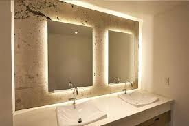 bathroom mirror with lights built in. full image for bathroom vanity mirror with built in lights o