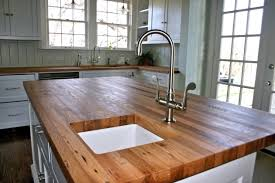 gorgeous reclaimed white oak wood countertop photo gallery devos custom oak butcher block countertops