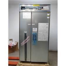 sub zero refrigerator 42 inch. Interesting Sub SUBZERO BI42SDO 42 Inch Builtin SidebySide Refrigerator Custom In Sub Zero