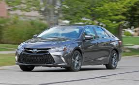 2017 Toyota Camry   In-Depth Model Review   Car and Driver