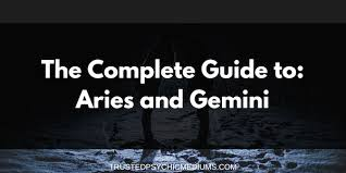 Aries Man And Gemini Woman Compatibility Chart Aries And Gemini Love Marriage Compatibility 2018