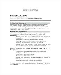 Architectural Drafter Resume Gorgeous Draftsman Mechanical Resume Architectural Drafter Cad