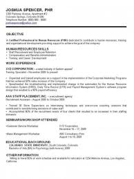 Types Of Resumes Four Best Kind Fieldstation Co Templates Functional