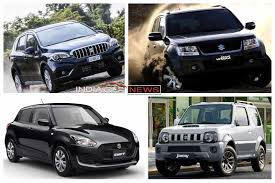 new car launches expected in indiaUpcoming New Maruti Cars in India in 2017 2018  10 New Cars
