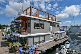 Houseboats In Seattle Seattle Floating Homes Curbed Seattle