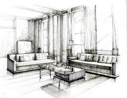 interior design drawings. Interior Design Pencil Drawing 53 Best Drawings Images On Pinterest Small Ideas I
