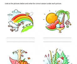 Four Seasons Organizational Chart 4 Seasons Chart For Kids Www Bedowntowndaytona Com