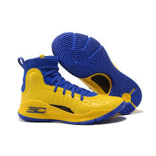 under armour basketball shoes 2017. 2017 new under armour ua curry 4 basketball shoes yellow blue o