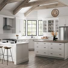 Hampton Bay Kitchen Cabinets Design Hampton Bay Designer Series Melvern Assembled 30x18x12 In Wall Bridge Kitchen Cabinet In White