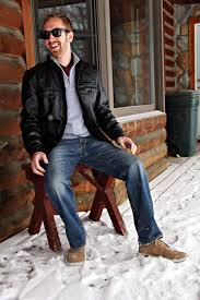men s style leather jacket