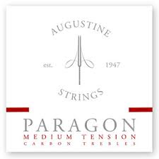 Paragon Red Augustine Strings