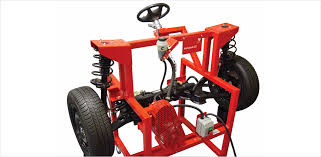 Automotive Steering And Suspension System Trainer