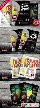 trivia night flyer templates trivia night flyer template kays makehauk co