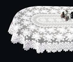 lace tablecloths table cloths interior home design oval tablecloth ideas for weddings 90 inch round