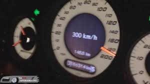 Mercedes CLS 55 AMG TOP SPEED - YouTube