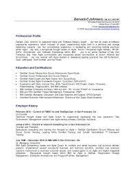 Co Founder Resume Sample Co Founder Resume Sample