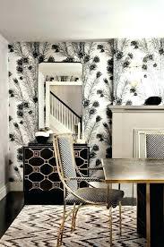 wonderful black and white chandelier wallpaper