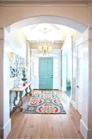 foyer rug entryway area rugs ideas