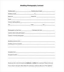 sample wedding contract 14 documents in pdf word wedding catering contract sample