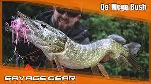 NEU 🔥 DA' MEGA BUSH Spinnerbait von Savage Gear mit Tom Heyer - YouTube