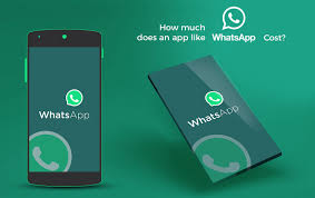 Whatsapp Design App How Much Does An App Like Whatsapp Cost