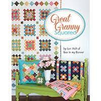 It's Sew Emma Quilt Books | It's Sew Emma & Great Granny Squared Book Lori Holt #ISE-903 Adamdwight.com