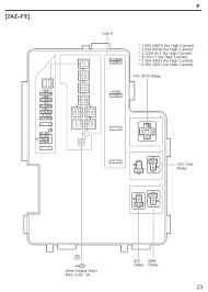 2006 toyota rav4 fuse box 2006 wiring diagrams