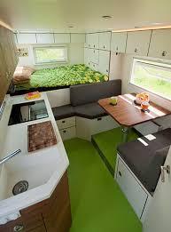 Partageons Nos Campingcars Pour économiser Van Life Pinterest Beauteous Van Interior Design Interior