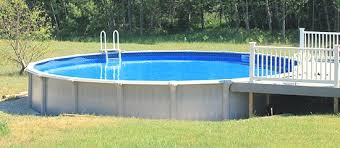 Above ground swimming pool Concrete Benefits Of The Serena High End Steel Wall Above Ground Pool Bonsall Pool Spa Above Ground Swimming Pools Bonsall Pool Lincoln Ne