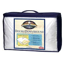 Amazon.com: Pacific Coast Double Down Around Pillow - Standard: Home &  Kitchen
