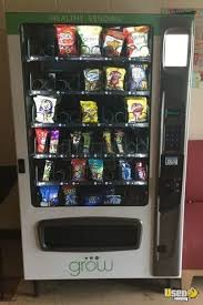 Wittern Vending Machines Custom Wittern GROW Healthy Vending Machines Healthy Vending Route For