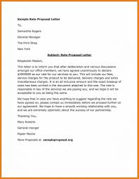 8 Canteen Proposal Letter Sample Listsofworld Com