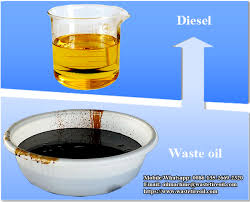 what can old engine oil be used for