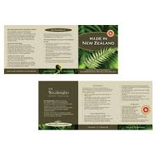 Design Extreme Ltd Woodrights Ltd 3 Panel Leaflet Abbie Taylor Design Ltd
