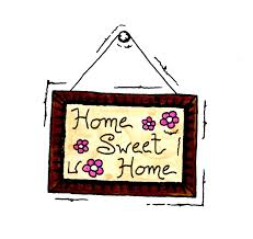 home sweet home sign clipart - Clip Art Library