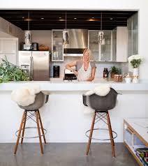 Meuble Cuisine Avec Table Integree 14 Chaise Charles Eames