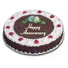 1 Kg Anniversary Cake Parents Send Unassigned To India