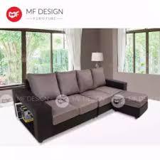 latest fabric sofa set designs. Brilliant Fabric FREE SHIPPINGMF DESIGN Alicia L Shape Fabric Sofa Set With Storage 8 Throughout Latest Designs A