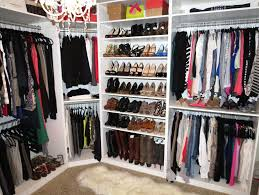 image of ikea walk in closet system
