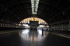 hua lamphong station map hua lamphong railway platform