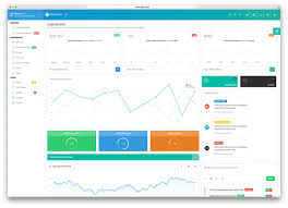 top responsive html admin dashboard templates  monarch minimal anfular admin template