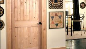 5 panel wood interior doors. 5 Panel Interior Doors Mission Style Collection In Wood With