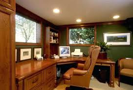 custom home office design. Unique Custom Luxury Home Office Design Ideas With Leather  Chair Custom For A