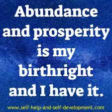 Prosperity Quotes Adorable 48 Abundance And Prosperity Affirmations To Help You Grow Rich