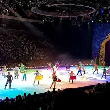 Disney On Ice Rupp Arena Seating Chart Disney On Ice Tickets Gametime