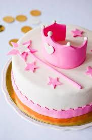 Princess Diy Fondant Birthday Cake Decorating Kit Decorations For