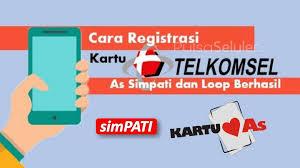 Reg<spasi>nomor nik#nomor kk# dan kirim ke 4444. Begini Cara Registrasi Kartu Telkomsel Untuk Pelanggan Baru 2021