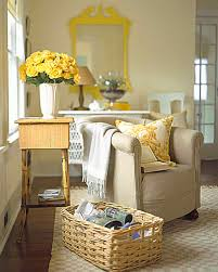 Yellow Color Schemes For Living Room Yellow Rooms Martha Stewart