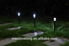 Outdoor Solar Lighting  Department Of EnergySolar Lighting For Gardens