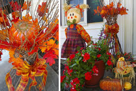 fall office decorating ideas. easy ideas for decorating your deck fall wahoo aluminum vases interior design exterior doors warm entryway office